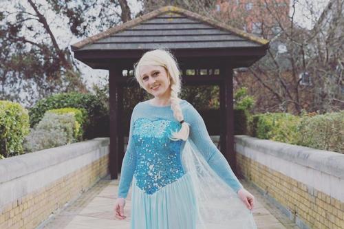 Boo Entertainment Queen Elsa